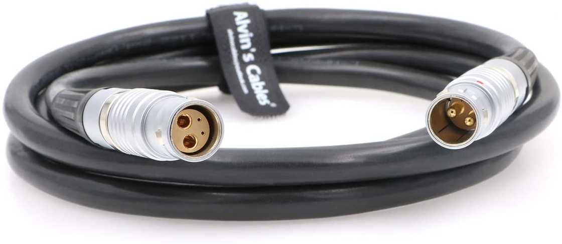 ARRI SkyPanel S360-C LED Power Cable 2+2 Pin Male to 2+2 Pin Female